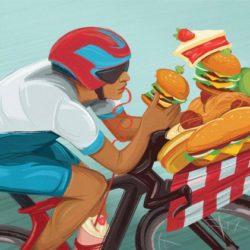 Как правильно питаться триатлонисту